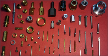 CNC Screw Machining Services